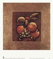Oranges and Grapes Fine-Art Print
