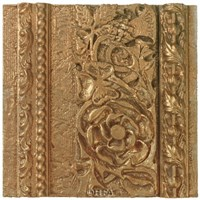 Copper Banded Frieze Fine-Art Print
