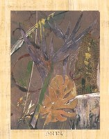 Rainforest Suite I Fine-Art Print