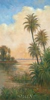 Tropical Serenity I Fine-Art Print