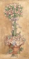 Pink Sorbet Topiary Fine-Art Print