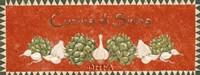 Cucina di Siena Fine-Art Print
