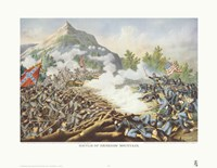 Battle of Kenesaw Mountain Fine-Art Print