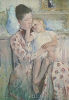 Mother & Child Fine-Art Print