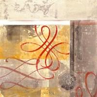 Arabesque V Fine-Art Print