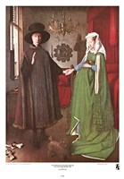 The Marriage of Giovanni Arnolfini Fine-Art Print