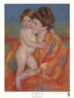 Woman with Baby Fine-Art Print