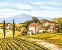 Road to the Vineyard Fine-Art Print
