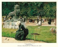In the Luxembourg (Garden), 1889 Fine-Art Print