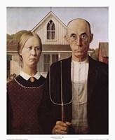American Gothic Fine-Art Print