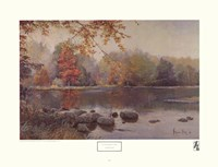 Autumn Reflections Fine-Art Print