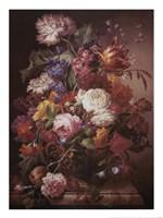 Grandmother's Bouquet I Fine-Art Print