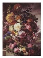 Grandmother's Bouquet II Fine-Art Print