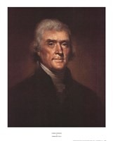 Thomas Jefferson Fine-Art Print