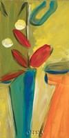 April Flowers I Fine-Art Print