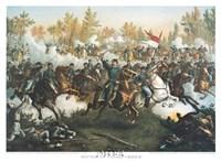 Battle of Cedar Creek Fine-Art Print