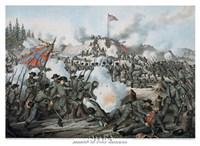 Assault on Fort Sanders Fine-Art Print