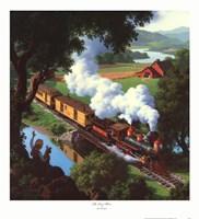 Iron Horse Fine-Art Print