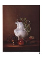 Still Life with Grapes Fine-Art Print