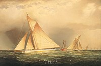 Puritan & Priscilla off Sandy Hook Fine-Art Print