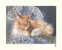Punkin the Cat Fine-Art Print