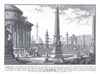 Campidoglio Antico Fine-Art Print