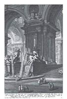 Gruppo di Colonne Fine-Art Print