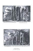 Avanzo degli archi Neroniani Fine-Art Print