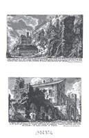 Veduta degli Avanzi Fine-Art Print