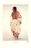 Chan-Cha-Uia-Teuin, Teton Woman Fine-Art Print