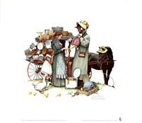 Country Pedlar Fine-Art Print