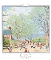 Carefree Days Ahead Fine-Art Print