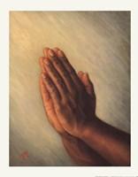 Praying Hands Fine-Art Print