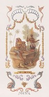 Decor/Panel-Egypt & Zaire Fine-Art Print