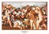 La Guirlande de Fleurs Fine-Art Print