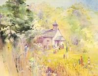 The Plantation Church Fine-Art Print