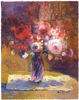 Moody Roses Fine-Art Print
