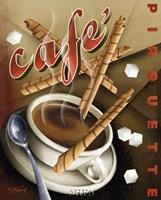 Cafe Pirouette Fine-Art Print
