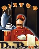 Bistro DuPont Fine-Art Print