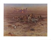 Stolen Horses Fine-Art Print