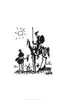 Don Quixote, 1955 Fine-Art Print