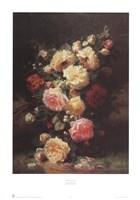Bouquet de Roses Fine-Art Print