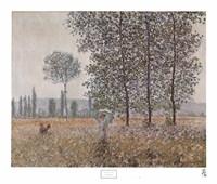 Fields in Spring Fine-Art Print