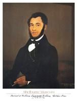 Portrait of William Lawson Fine-Art Print