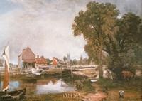 Mill at Dedham Fine-Art Print