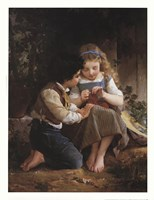 A Special Moment, 1874 Fine-Art Print