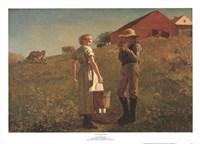 Gloucester Farm Fine-Art Print