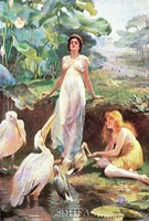 Victorian Fantasy Fine-Art Print