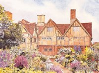 Stratford-Upon-Avon Garden Fine-Art Print