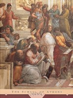 The School of Athens (Detail, Left) Fine-Art Print